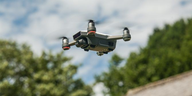 DJI Spark: The Little Drone That Could (Review and Giveaway!)