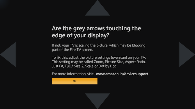 How to Set Up and Use Your Amazon Fire TV Stick Fire TV Stick 8b Calibrate 670x377