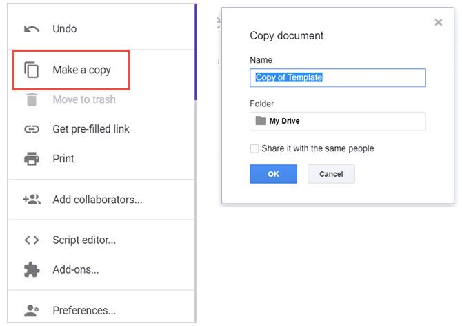 The Best Guide to Google Forms You'll Ever Find GoogleFormsFormPage CopyForm