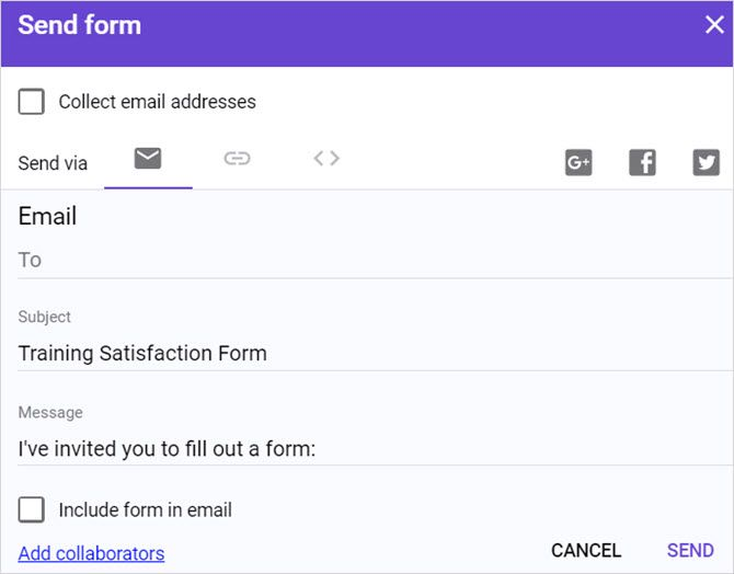 The Best Guide to Google Forms You'll Ever Find GoogleFormsFormPage EmailForm