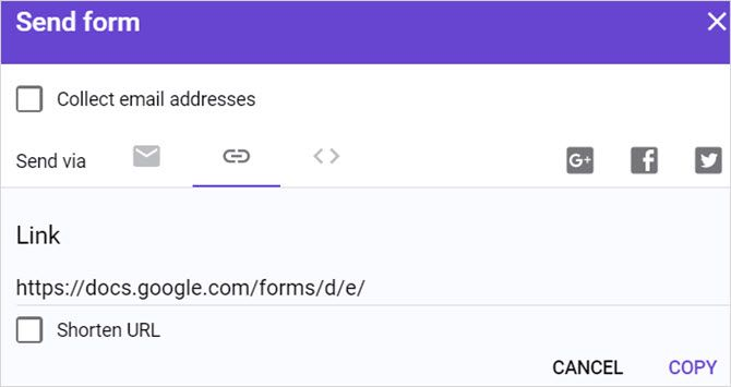 The Best Guide to Google Forms You'll Ever Find GoogleFormsFormPage FormLink
