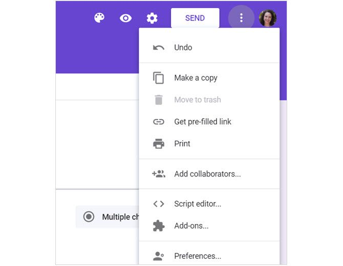 The Best Guide to Google Forms You'll Ever Find GoogleFormsFormPage MoreButton