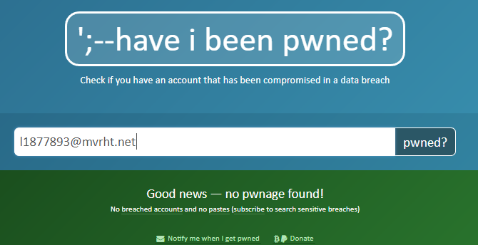 711 Million Email Addresses Compromised by Onliner Spambot Have I Been Pwned Compromised Page