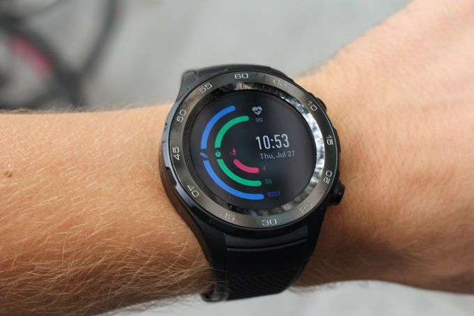 Huawei Watch 2 Ushers In Android Wear 2.0 (Review and Giveaway) Huawei Watch 2 1