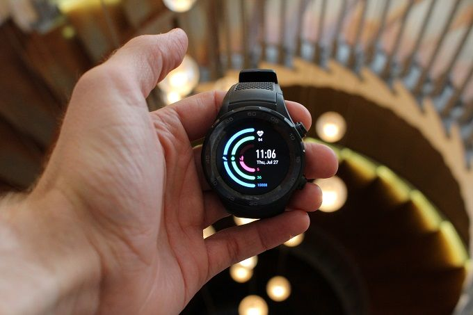 Huawei Watch 2 Ushers In Android Wear 2.0 (Review and Giveaway) Huawei Watch 2 3