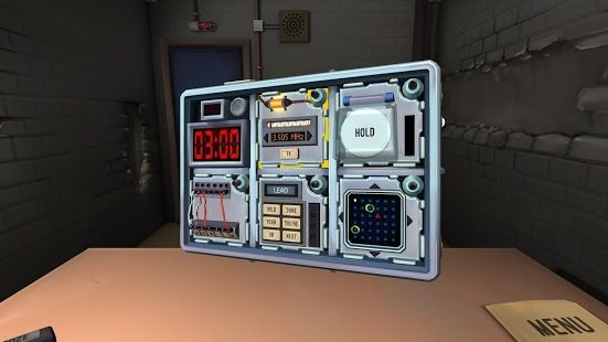 Best virtual reality games for your smartphone - Keep Talking and Nobody Explodes