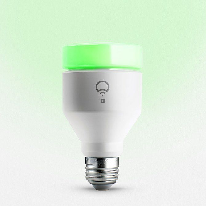 lifx plus connected wi-fi lighting