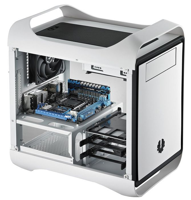 The Ultimate Guide to Your PC: Everything You Wanted to Know -- and More Mini ITX Case BitFenix
