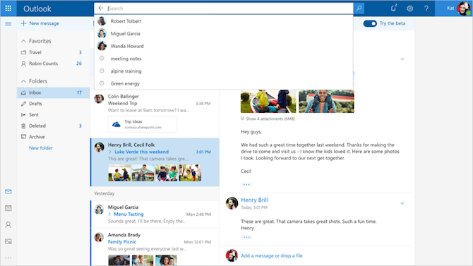 How to Unlock the New Beta of Outlook.com Outlook Beta