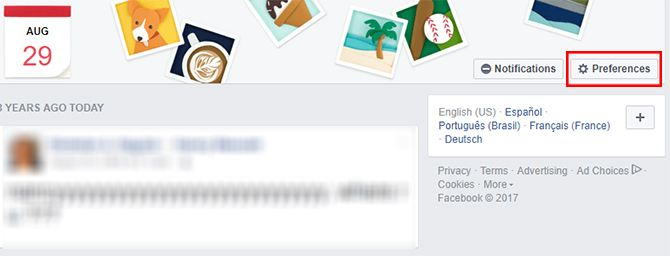 How to Stop Facebook Memories From Appearing in Your Notifications Preferences1