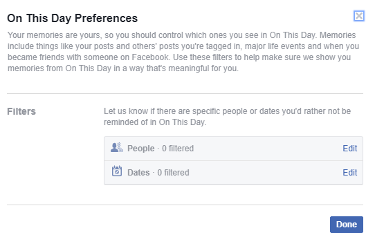 How to Stop Facebook Memories From Appearing in Your Notifications Preferences2