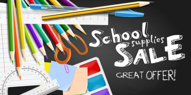 "11 Thrifty Sites to Find Low Prices on ""Back to School"" Supplies"