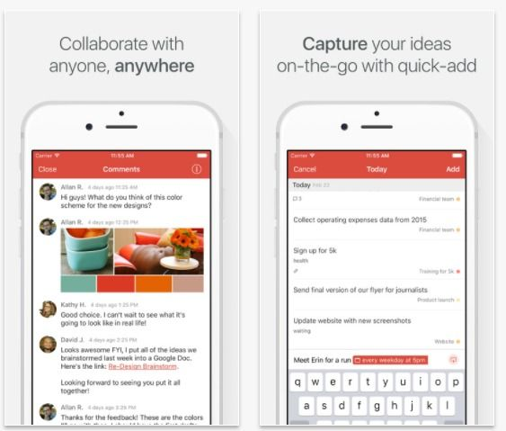 todoist voice commands