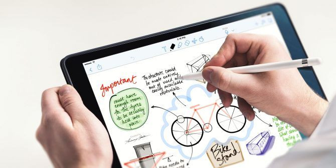 Enhance Your Note-Taking With the Apple Pencil and iPad Pro