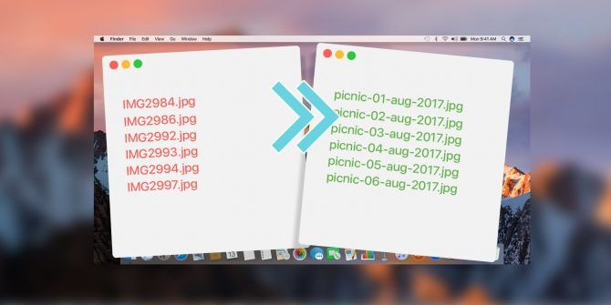 How to Batch Rename Multiple Files on Your Mac