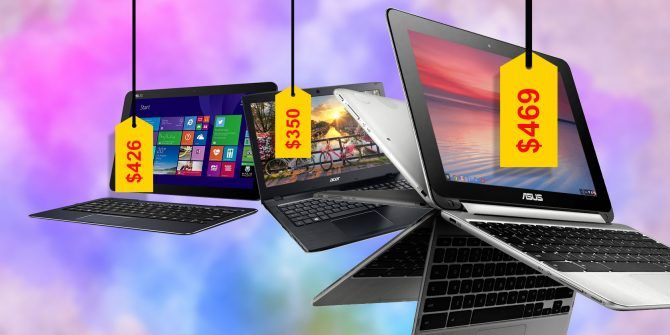 The 5 Best Laptops Under $500