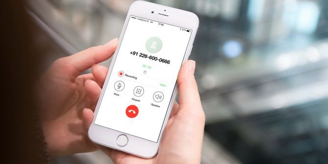 5 Call Recording Apps for iPhone That Actually Work