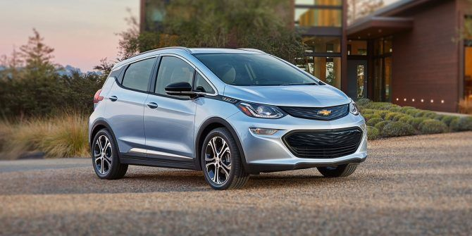 Chevy Bolt EV Hands-On: Apparently, Electric Cars Don't Suck Anymore