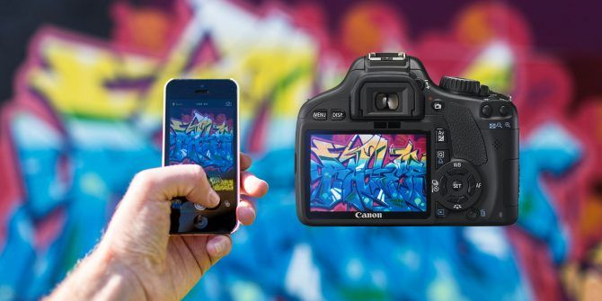 DSLRs vs. Smartphone Cameras: How Do They Compare?