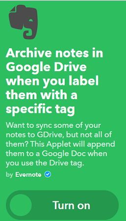 How to Archive Evernote Notes and Free Up Notebook Clutter evernote ifttt