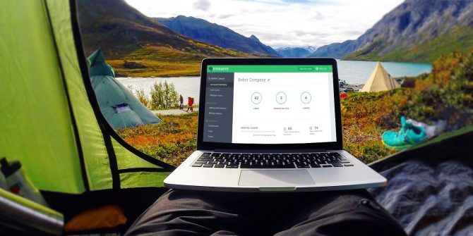 How to Use Evernote to Stay Productive on the Road
