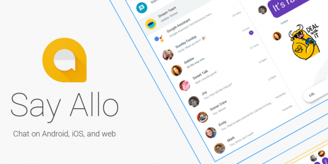 You Can Now Use Google Allo on the Web