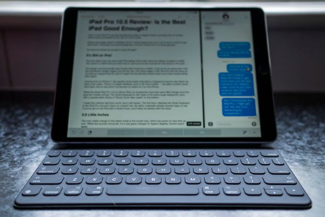 iPad Pro 10.5 Review: Is the Best iPad Good Enough? ipad pro 105 stand7