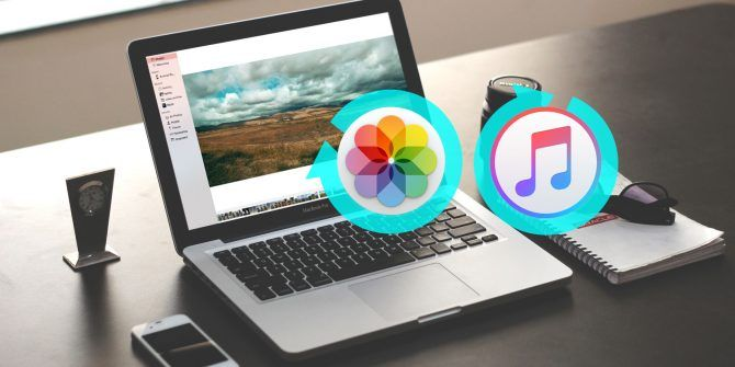 How to Back Up and Restore Your Mac's iTunes & Photos Library
