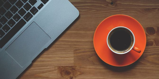 11 Things You Must Do With a Brand New Laptop laptop and coffee