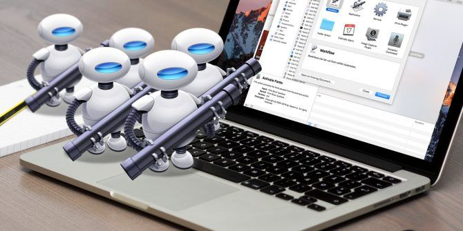 Learn to Use Mac Automator With 6 Handy Example Workflows