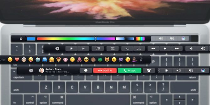 How Useful Is the Touch Bar on the MacBook Pro?