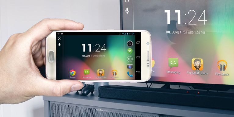 How To Mirror Your Android Device To Your Tv