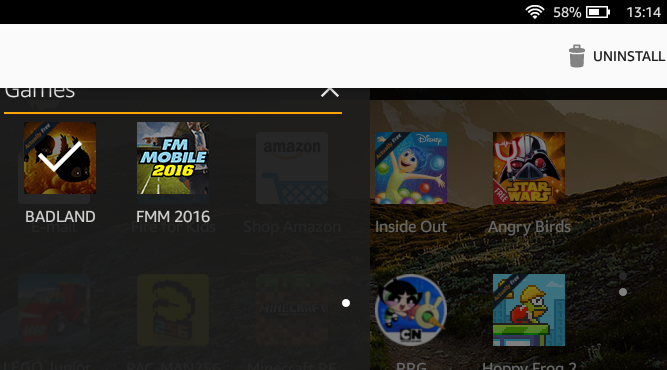 Your Unofficial Amazon Fire Tablet Manual muo android amazonfireguide apps uninstall