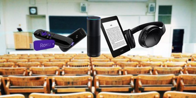 20 Nifty Gadgets, Devices, and Tech for College Students