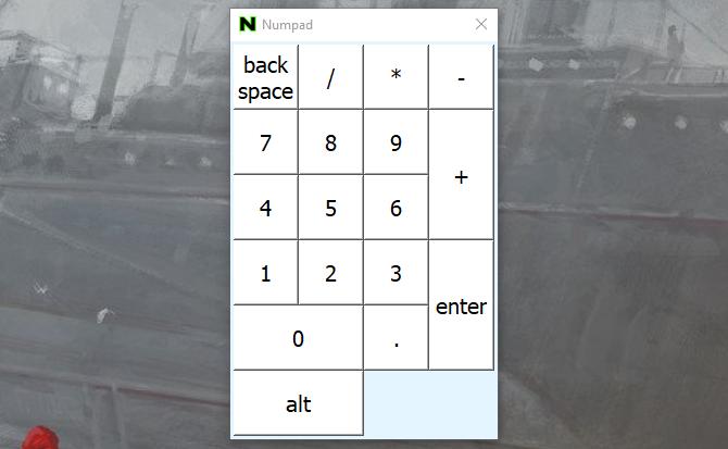No Numpad No Problem How To Get A Numeric Keypad In Windows
