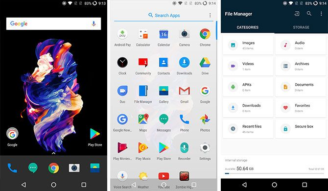 OnePlus 5 Review: Seriously, This is the Best Android Right Now oneplus 5 homescreen