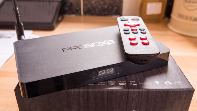 Probox 2 AVA Android TV Box Review: HDMI Recording Makes This a Winner probox 2 more design