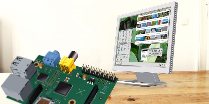 Turn Your Raspberry Pi Into a Retro PC With RISC OS