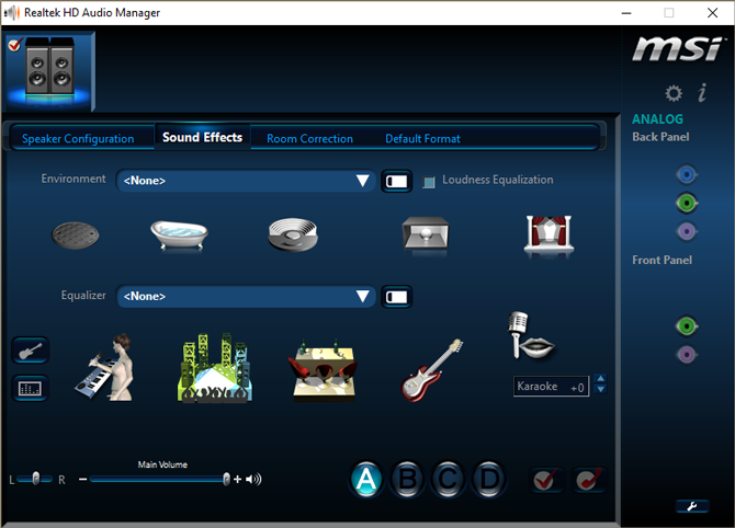 nvidia virtual audio device