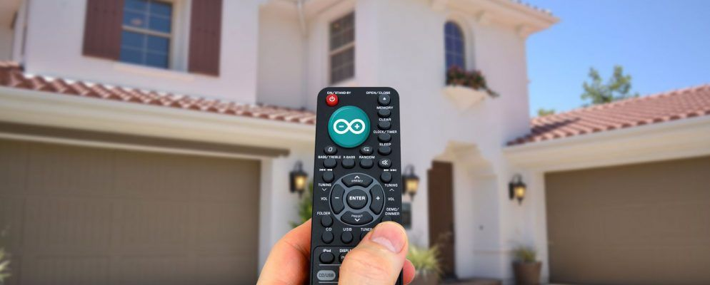 How to Remote Control Your Home With an Arduino, 5 DIY Projects