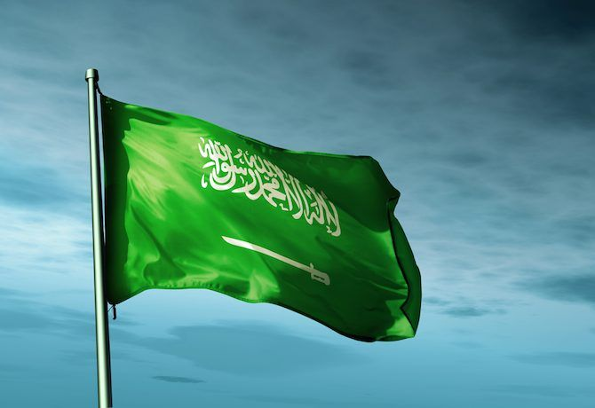 Your Guide to the International Web saudi arabia flag 670x460