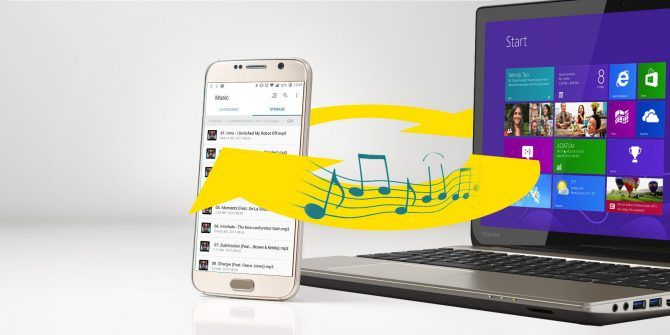 How to Sync Music With Your Android Phone or Tablet