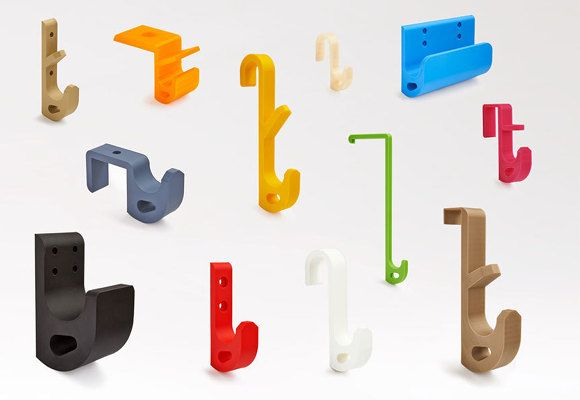 20 Awesome 3D Printing Ideas for Students and Dorm Rooms thingiverse custom hooks