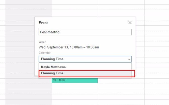 How To Block Time On Google Calendar For A Productive Workday