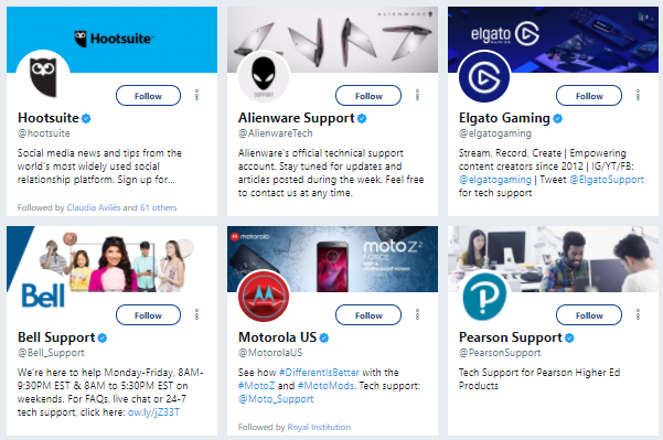 Top 10 Sites For Computer Troubleshooting & Tech Support twitter support
