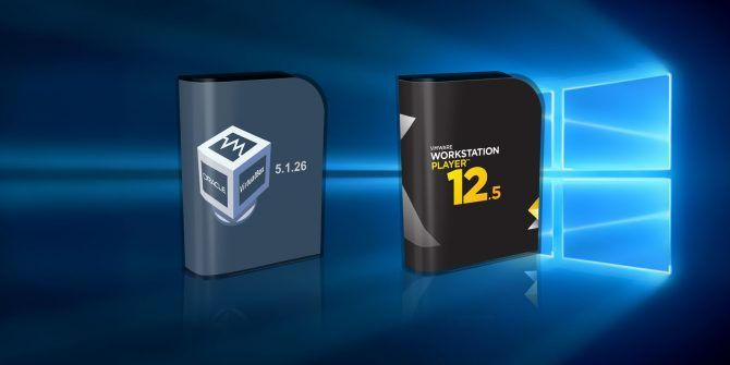 VirtualBox vs  VMware Player: The Best Virtual Machine for