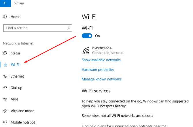 How to Set Up a VPN on Your PlayStation 4 wi fi settings