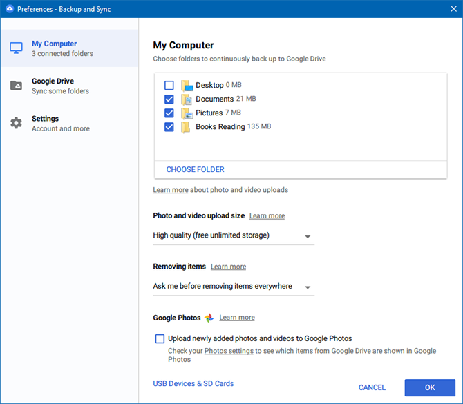 How to Back Up Your Windows Computer to the Cloud windows cloud backup google drive