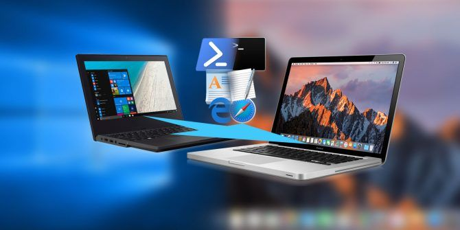 The Mac Equivalents to Default Windows Software