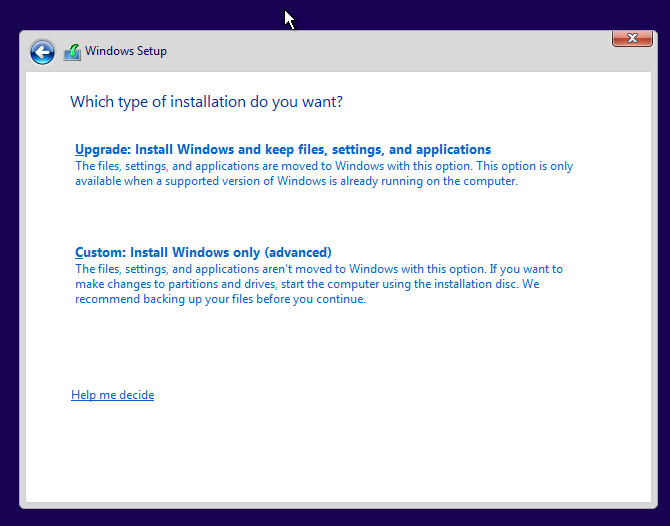 How to Use VirtualBox: User's Guide 15 VirtualBox Windows 10 Install Option